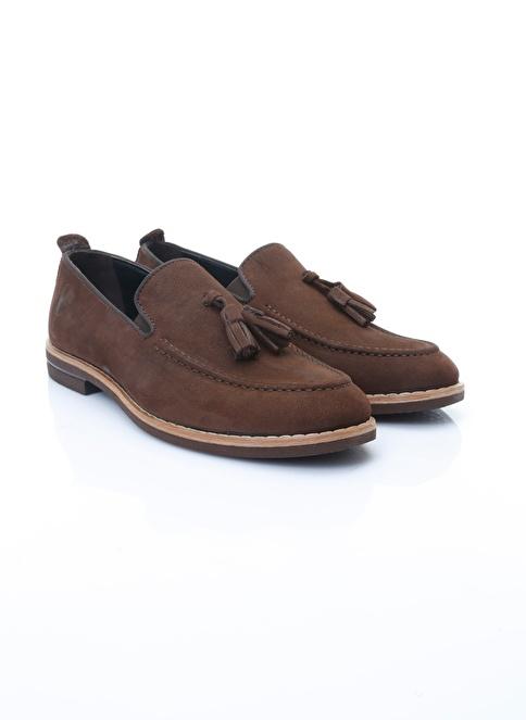 Italian Shoes Ayakkabı Kahve